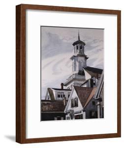 Methodist Church, Provincetown by Edward Hopper