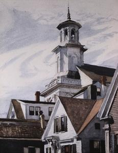 Methodist Church, Provincetown by Edward Hopper
