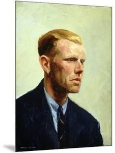 Portrait of a Man by Edward Hopper