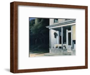 Seven A.M. by Edward Hopper
