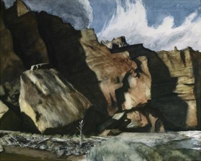Shoshone Cliffs