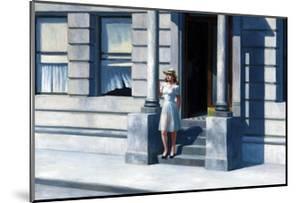 Summertime by Edward Hopper
