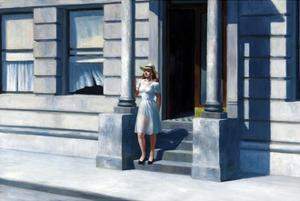 Summertime by Edward Hopper