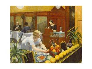 Tables for Ladies by Edward Hopper