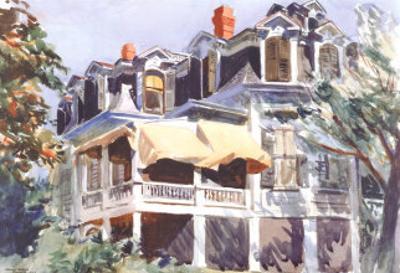 The Mansard Roof, c.1923