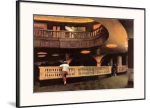The Sheridan Theatre, c.1928 by Edward Hopper