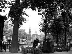 Amsterdam, Holland 1925 by Edward Hungerford