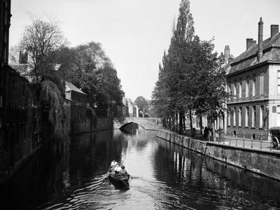 Bruges, Belgium, 1922