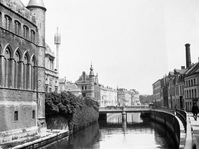 Ghent, Belgium, 1925