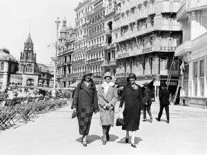 Ostende, Belgium, 1925 by Edward Hungerford