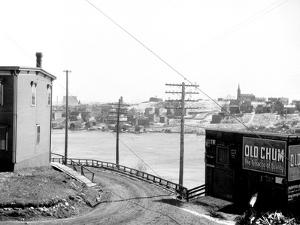 St. John, Canada, 1926 by Edward Hungerford