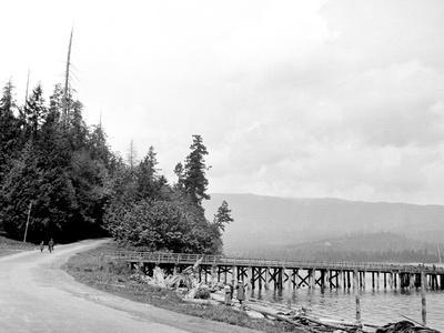 Vancouver, British Columbia, Canada, 1920