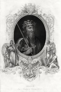 Edward III, King of England, 1860