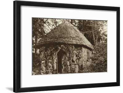 Edward Jenner's Thatched Hut, Berkeley, Gloucestershire, 20th Century