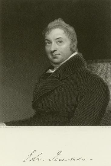 Edward Jenner-Thomas Lawrence-Giclee Print