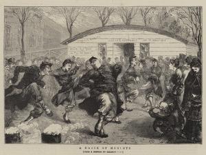 A Dance of Moblots by Edward John Gregory