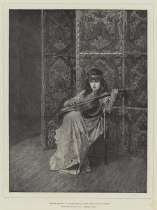 Fanny Bunter, a Character in New Men and Old Acres by Edward John Gregory