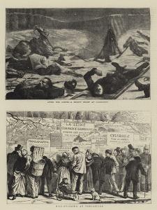 Scenes in France by Edward John Gregory