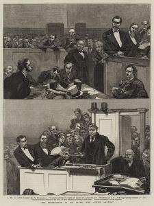 The Prosecution of Dr Slade, the Spirit Medium by Edward John Gregory