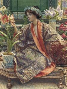 A Hot-House Flower, 1909 by Edward John Poynter