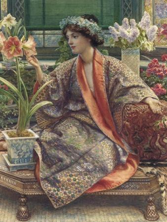 A Hot-House Flower, 1909 by Edward John Poynter