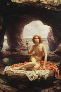 At Low Tide by Edward John Poynter