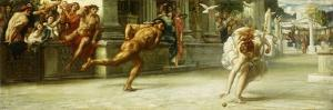 Atalanta's Race by Edward John Poynter