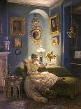 An Evening at Home, 1888-Edward John Poynter-Giclee Print