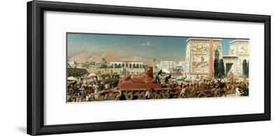 Israel in Egypt, 1867