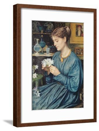 Portrait of Agnes Poynter, 1867