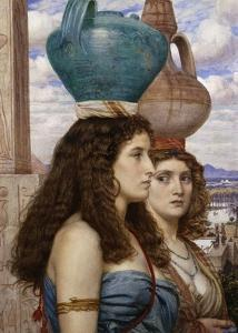 Servant Girls by Edward John Poynter