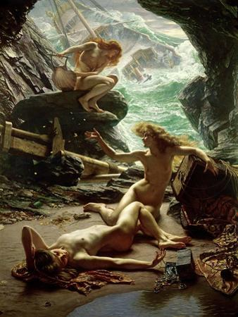 The Cave of the Storm Nymphs, 1903