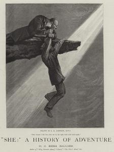 She, a History of Adventure by Edward Killingworth Johnson