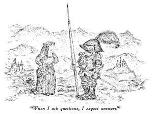 Beautiful Edward Koren Education New Yorker Cartoons