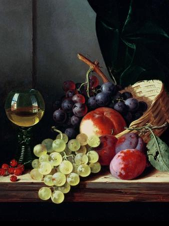 Grapes and Plums