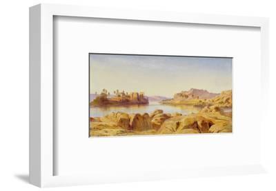 Philae, Egypt, 1863