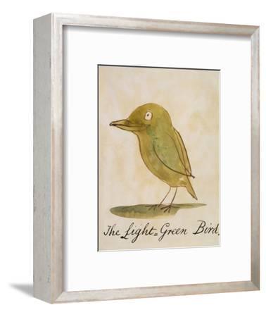 The Light Green Bird
