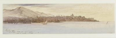 View of Genoa, 1864