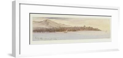 View of Genoa, 1864