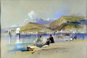 Zante, 1848 by Edward Lear