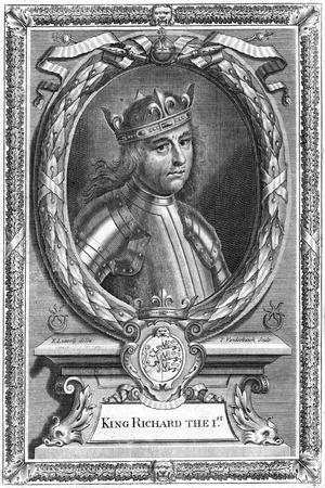 Richard I King of England