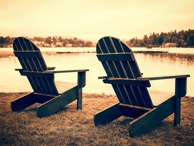 At the Lakes