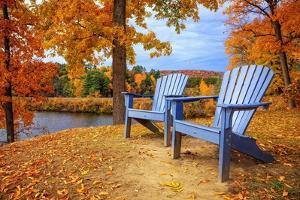 Autumn Splendor by Edward M. Fielding