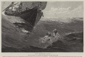 The Mermaids' Rock by Edward Matthew Hale