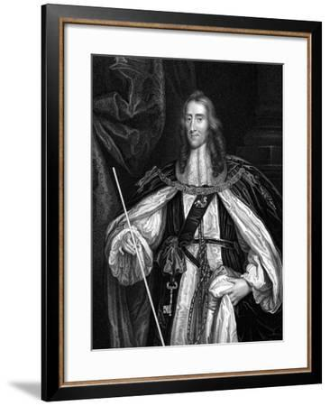 Edward Montagu, Second Earl of Manchester, 17th Century English Nobleman--Framed Giclee Print