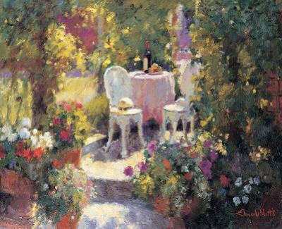 Garden Lunch by Edward Noott