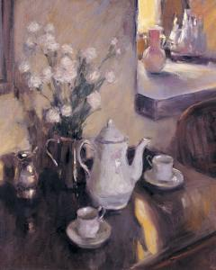 Teatime by Edward Noott