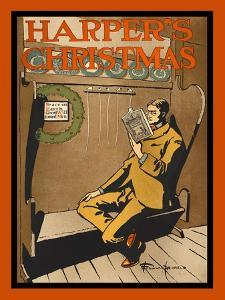 Harper's Christmas by Edward Penfield