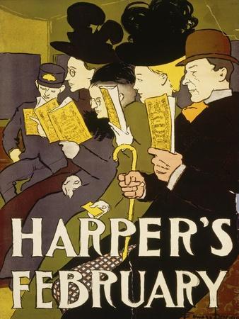 Harper's February, 1897