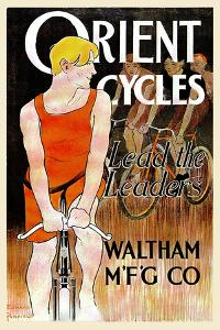 Orient Cycles by Edward Penfield